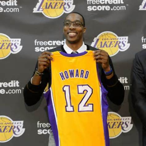 Dwight Howard had an unsuccessful season with the Lakers. Will he be back?