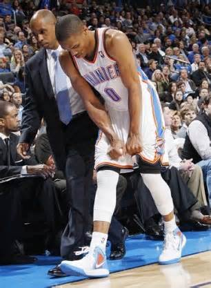 Westbrook tore his meniscus in the playoffs. Will he be ready for next season?
