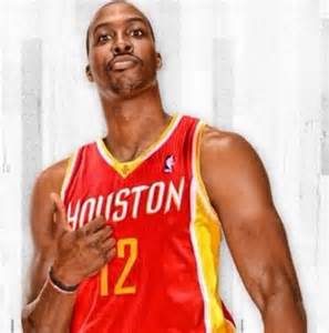 Dwight Howard changed his Twitter pic to him in a Rockets jersey.